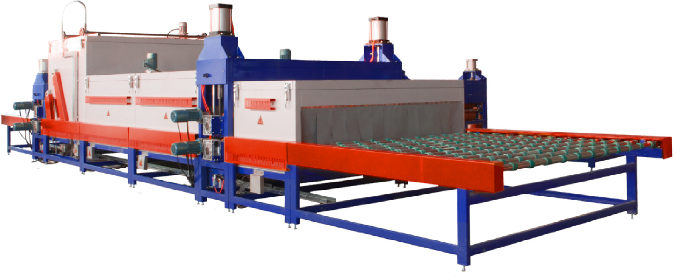 UY25W bend pre-heating and pre-pressing machine