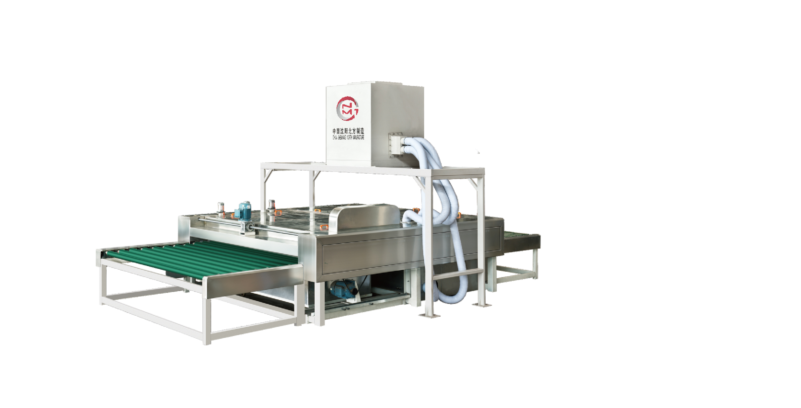 QX25A stainless steel glass washing and drying machine