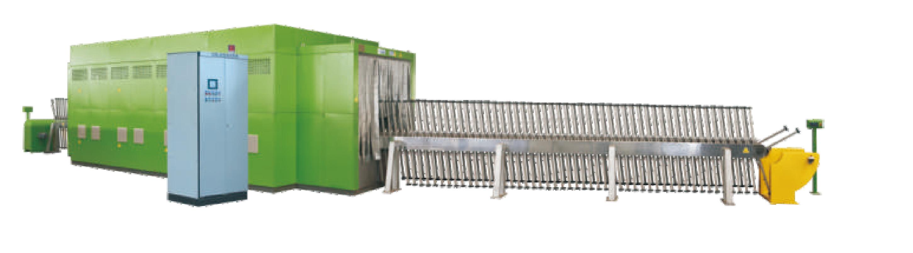 BZ1218B vacuum pre-pressing machine