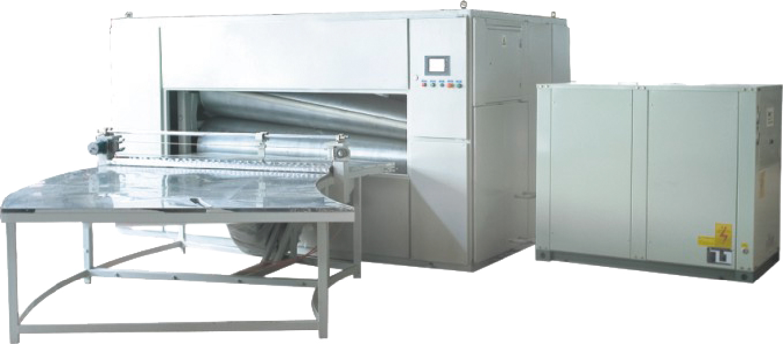 JL16A PVB film stretching machine