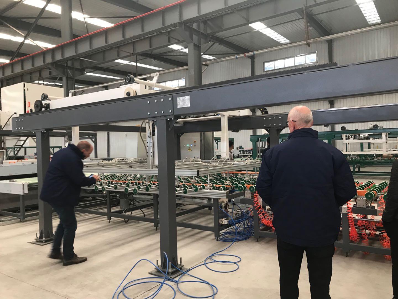 Italian company visits LNBF
